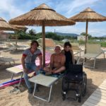 disabile in vacanza